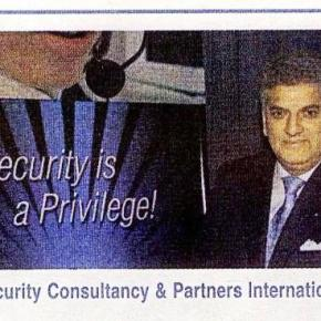 SCP International – Security is aprivilege