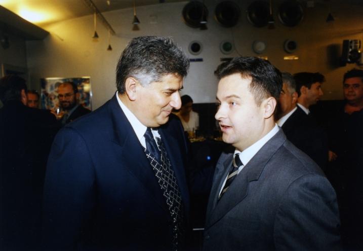 Ivica Dacic i Tahir Hasanovic