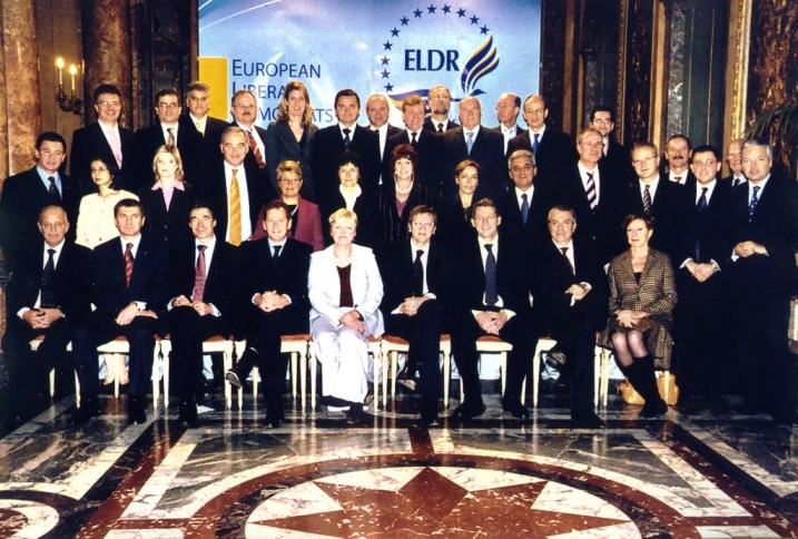 Konferencija Evropskih Liberala