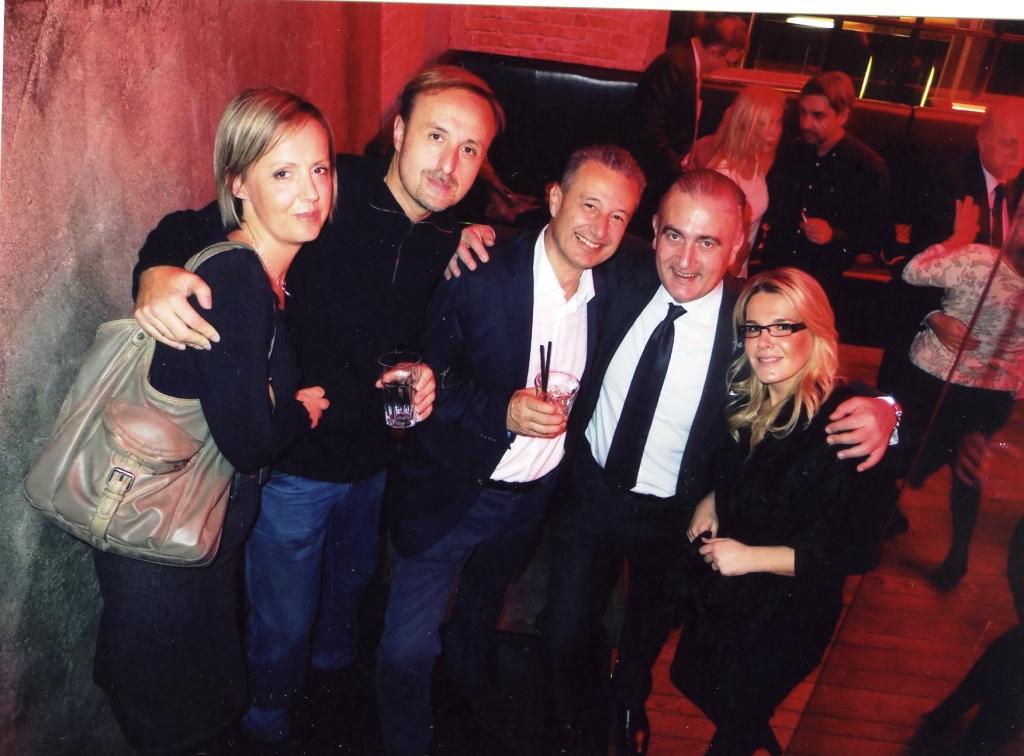 Novogodišnja proslava u restoranu Dijagonala, 2012