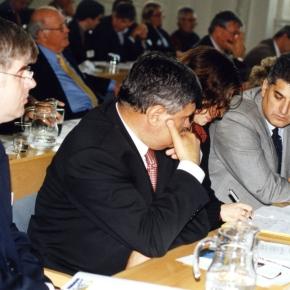 Prijem Nove demokrtatije liberala Srbije u svetskuporodicu