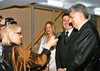 Sa otvaranja izložbe Olje Ivanjicki u Leonardo centru