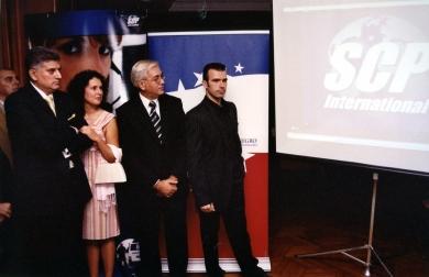 SCP International i Americka komora u Srbiji