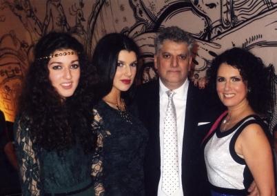 Tahir i Marina Hasanovic s cerkama