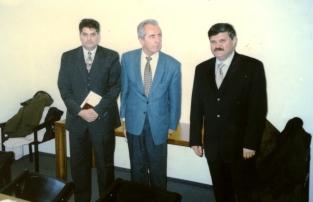 Zvanična poseta eks-kancelara Austrije gospodina Alojza Moka
