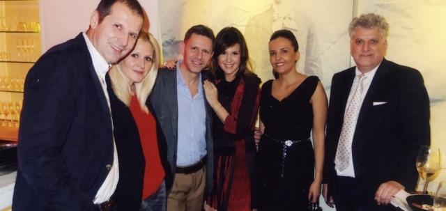 Novogodisnja proslava Tahira Hasanovica, 2012