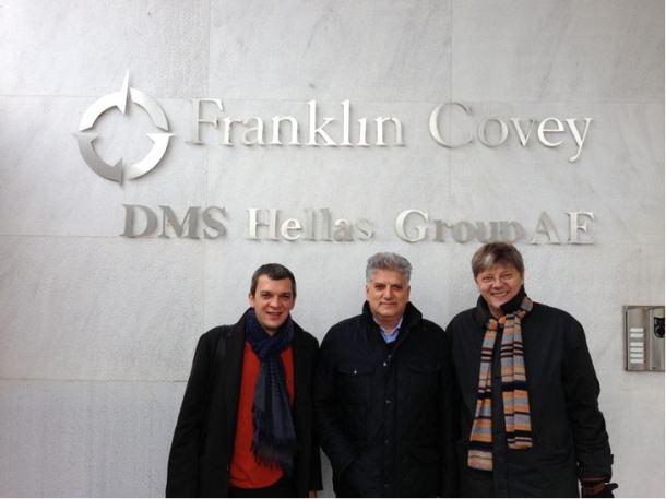 Tahir Hasanovic, predsednik grupe Franklin Covey u Srbiji, Crnoj Gori i Makedoniji