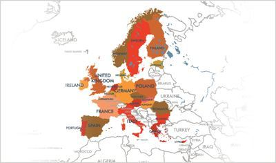 Trilateralna komisija i njeno dosadašnje evropsko članstvo