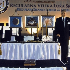 39th Annual Meeting of the Regular Grand Logde ofSerbia