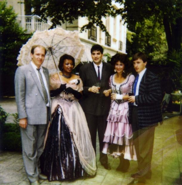 Dan nezavisnosti, Američka ambasada u Beogradu 1989.