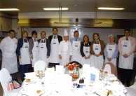 Dani kuvanja, Tahir Hasanovic sa ambasadorima u Hajatu