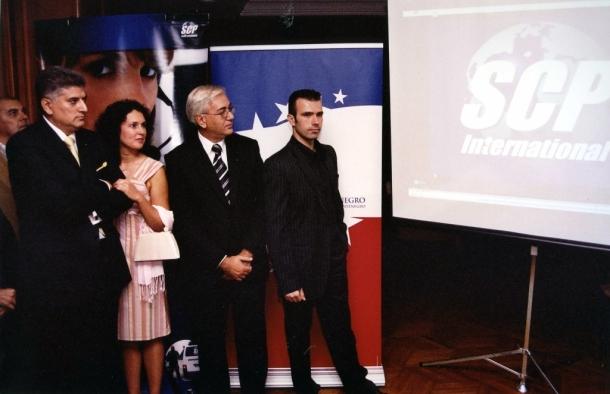 Godisnjica kompanije SCP International u organizaciji Americke privredne komore