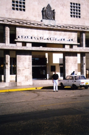 Hram Velike Lože Kube,Havana