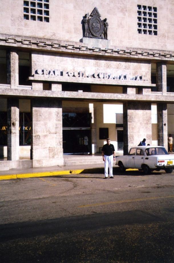Hram Velike Loze Kube, Havana