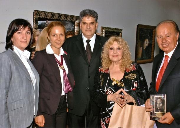 Izložba Olje Ivanjicki u Leonardo centru
