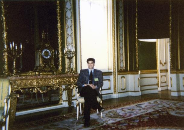 Lancaster House, London, Međunarodna konferencija, 1995. godina