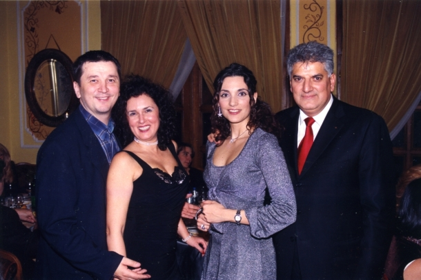 Milica i Žarko, prijatelji Marine i Tahira Hasanovića