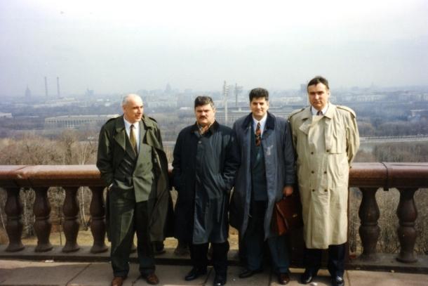 Moskva poseta