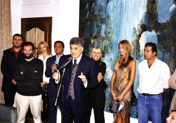 Parti povodom izbora za Mis Srbije