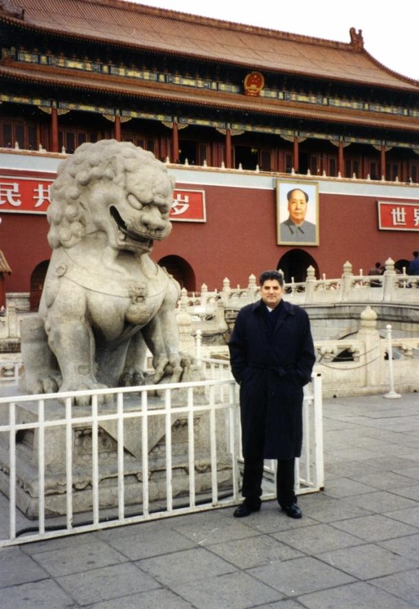 Tahir Hasanovic u Pekingu