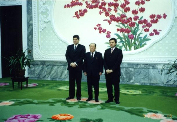 Potpredsednik Demokratske Narodne Republike Koreje