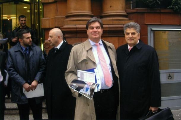 Privredna delegacija u Londonu
