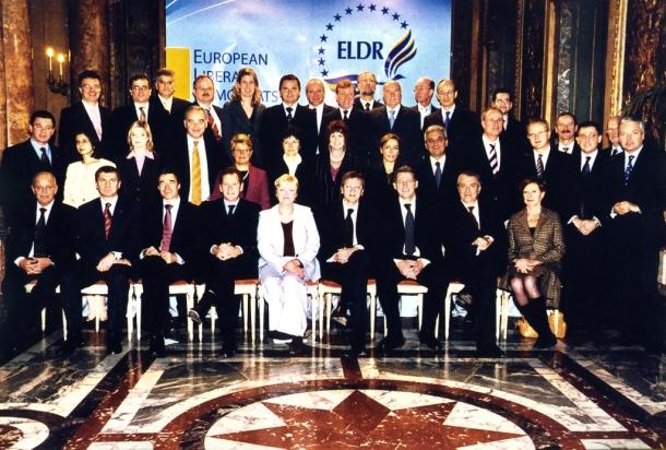 Sastanak  lidera Evropskih Liberalnih partija