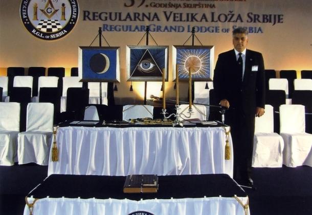 Skupština Regularne Velike Lože Srbije