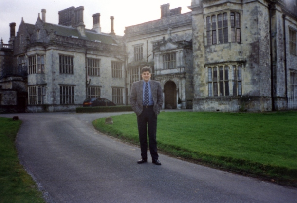 Tahir Hasanovic, Wilton Park, Sussex