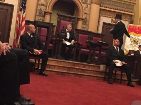 Holy Royal Arch Degree at Grand Lodge of the State of New York