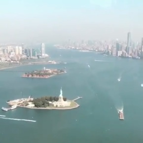 New York Chopper Tour (Video)